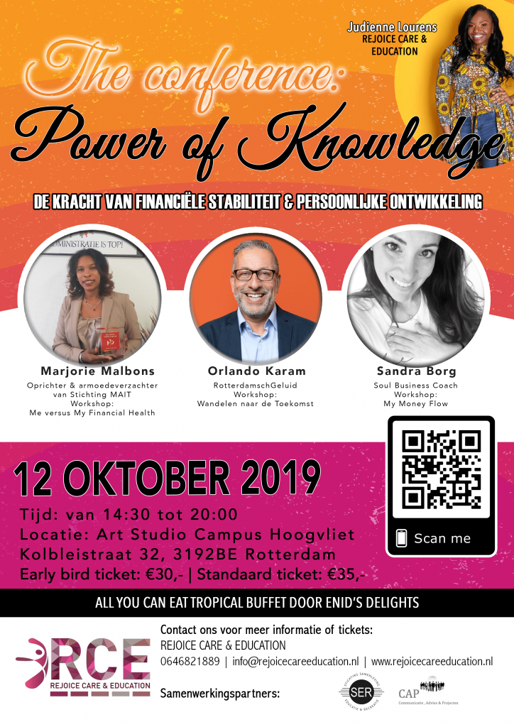 The Conference: Power of Knowledge